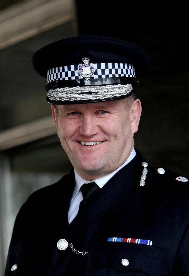 Durham Constabulary's outgoing Chief Constable Mike Barton 'stands corrected' over journalists' case