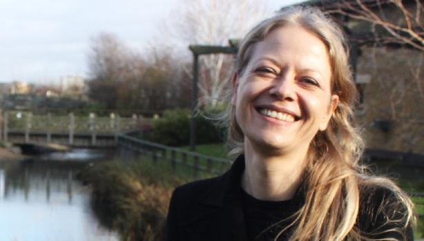 Green Party co-leader, Sian Berry, will be visiting Darlington at the weekend