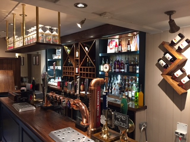 REFURBISHMENT COMPLETE: The Richmond pub has been refitted