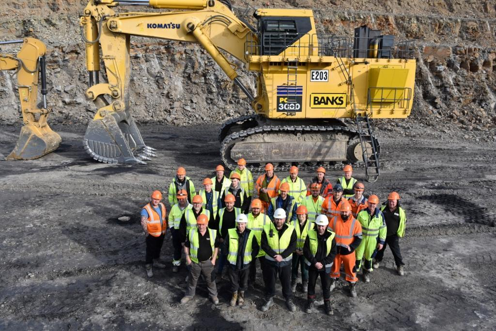 EXPANSION PLANS: Banks Group has revealed plans to mine more coal at the contentious Bradley site at Dipton, near Consett, as the legal challenges rumble on