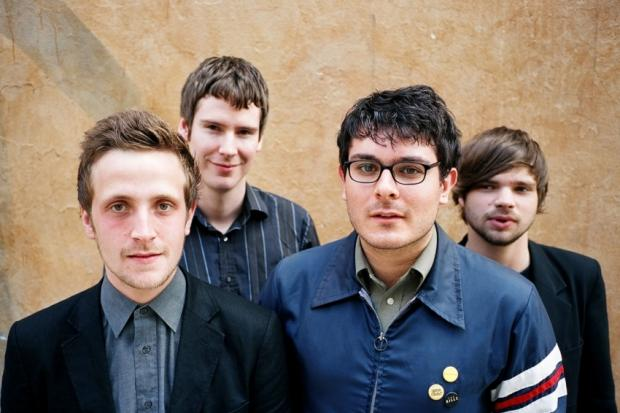 The Futureheads: back after a break