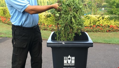 Time running out to sign up for green waste scheme