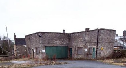 DEVELOPMENT PLANS: Plans have been submitted for the former depot at Bowes Picture: PAUL NORRIS