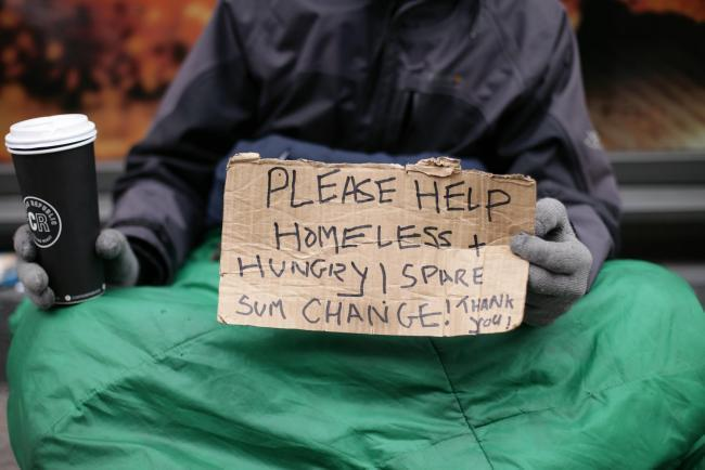 NEW REPORT: The Darlington Preventing Homelessness and Rough Sleeping Strategy claims there were more than 1,200 new cases of people seeking help from Darlington Borough Council last year, a six per cent rise on the 12 months previous Picture: PA