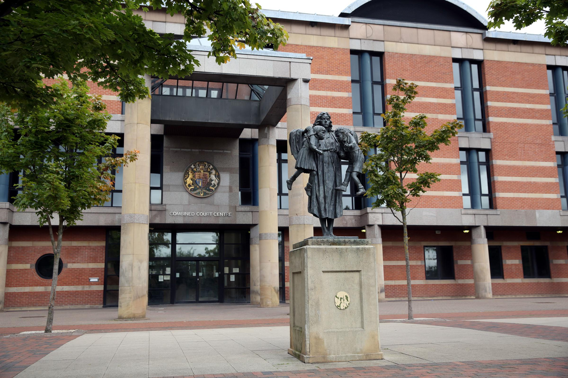 Middlesbrough woman hid smuggled drugs in her 'groin area'