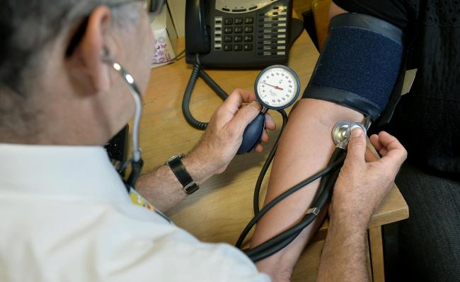 A petition has been launched over plans to change out of hours health services