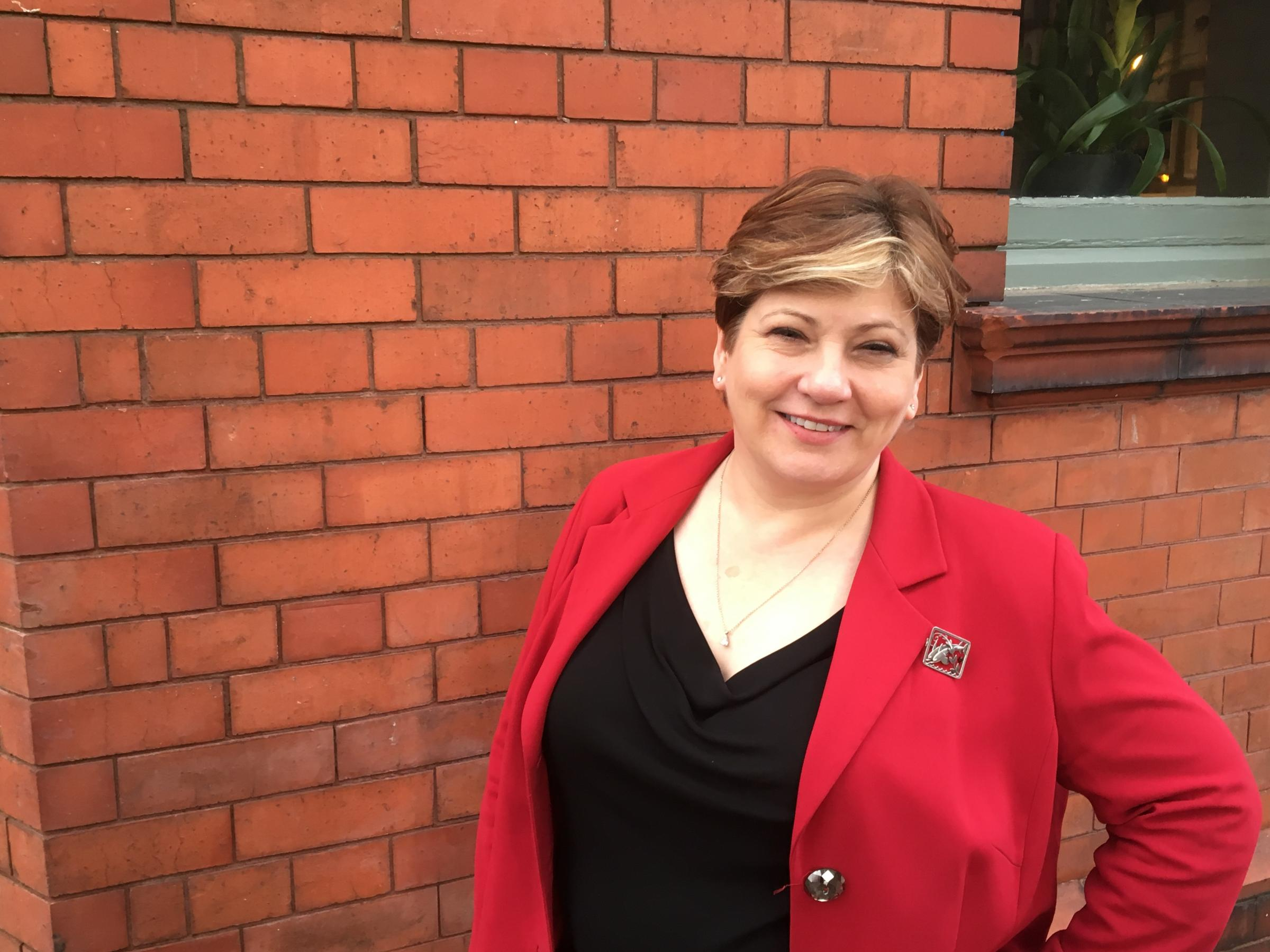 WOMEN'S DAY: Emily Thornberry, shadow foreign secretary