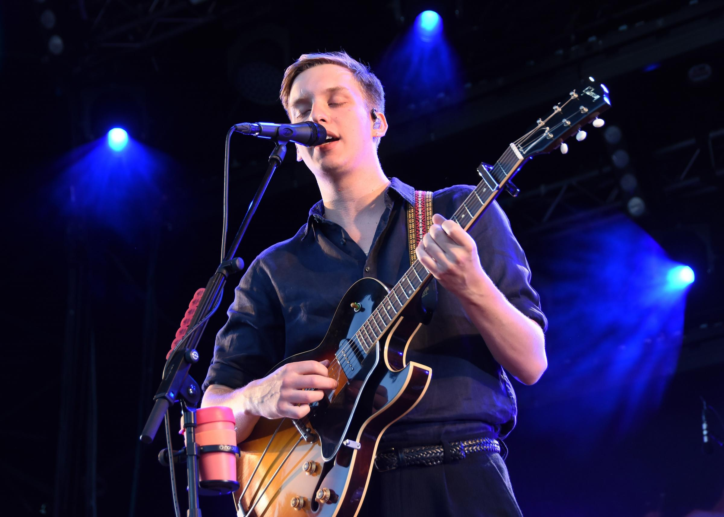 ON SONG: George Ezra                Picture: DAVID HARRISON