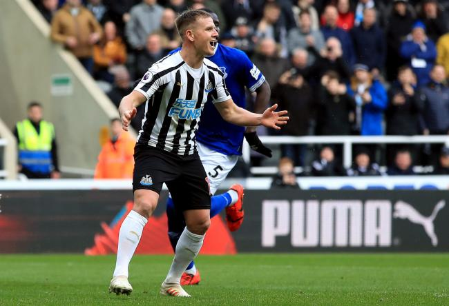 Matt Ritchie does not think a radical change of approach is needed at Newcastle