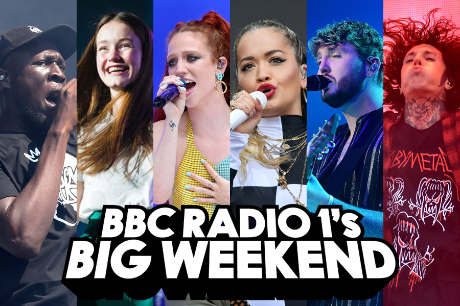 Rita Ora, Sigrid and Stormzy added to BBC Radio 1 Big Weekend line-up in Middlesbrough