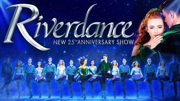 Newcastle dates announced for Riverdance 25th anniversary shows