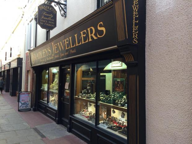 Man charged over Northallerton jewellery robbery