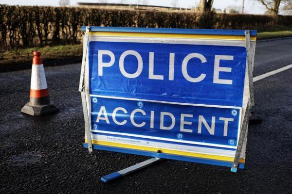 Two people have been seriously injured in a crash