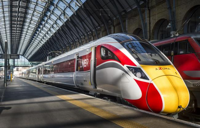 Rail services will be disrupted at the end of the month Picture: PETER ALVEY