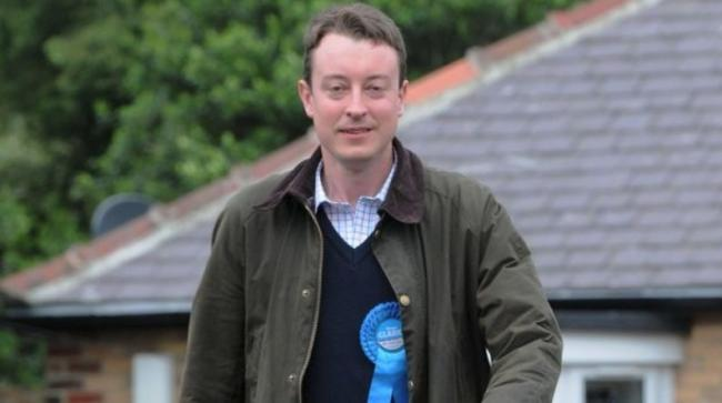Simon Clarke, Conservative MP for Middlesbrough South and East Cleveland.