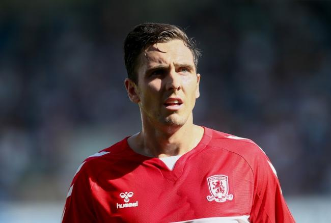 Stewart Downing will line up against Middlesbrough for the first time when he plays for Blackburn Rovers at the weekend