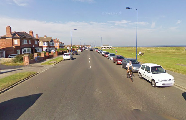 Woman injured in accident on coast road near Redcar