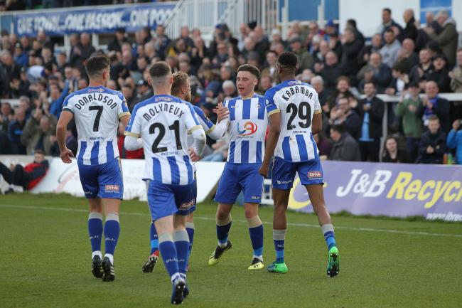 Hartlepool United 1 Wrexham 0