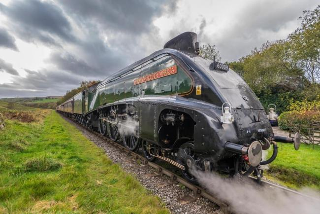 PISTON TROUBLE: The Union of South Africa will not open the NYMR season