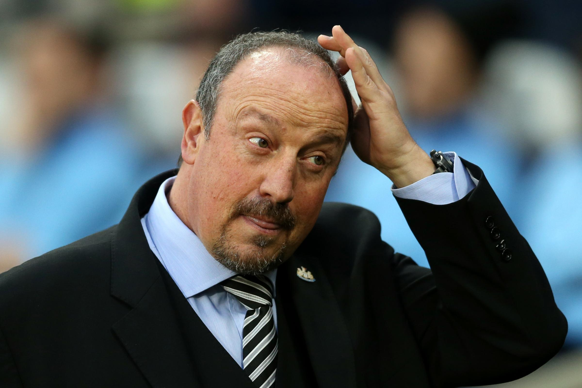 Newcastle United: Benitez unable to make decisions about players' futures