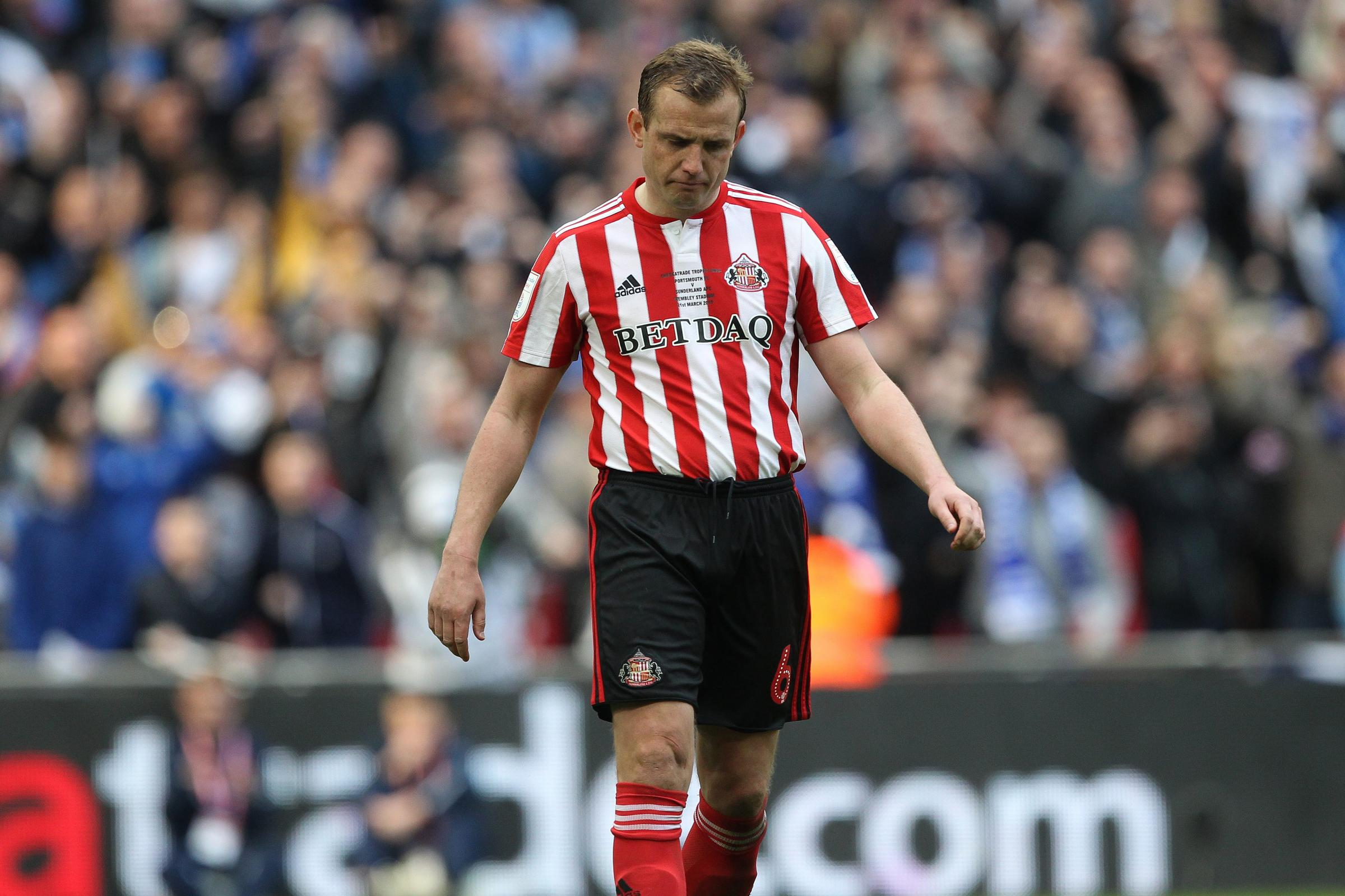 Lee Cattermole, who was an unused substitute last Saturday, has had a full week's training and is expected to return to the starting line-up in two days' time. Picture: MI News and Sport