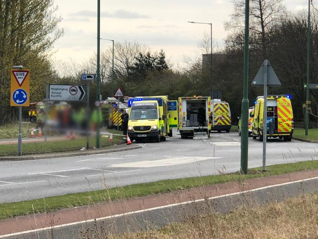 Woman died after Newton Aycliffe car crash | The Northern Echo
