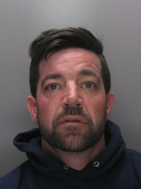 JAILED: Dale Robinson, 44, has been sentenced to 32 months in custody
