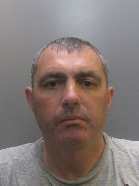 DRUNKEN ATTACKS: Keith Brown, jailed for drunken violence on his Romanian wife, last yeart