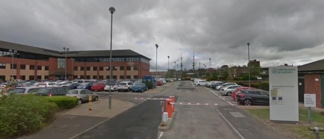 STAFF: About 400 staff work for the HMRC at George Stephenson House, in Thornaby