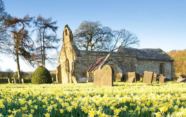 RESTORATION: The church near Thirsk is in need of repair