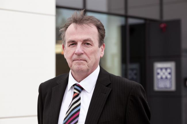 PCC Barry Coppinger has called on the government to rethink its spends Picture: STUART BOULTON