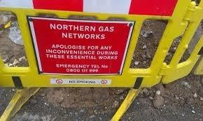 Northern Gas Networks has started work in Chester-le-Street