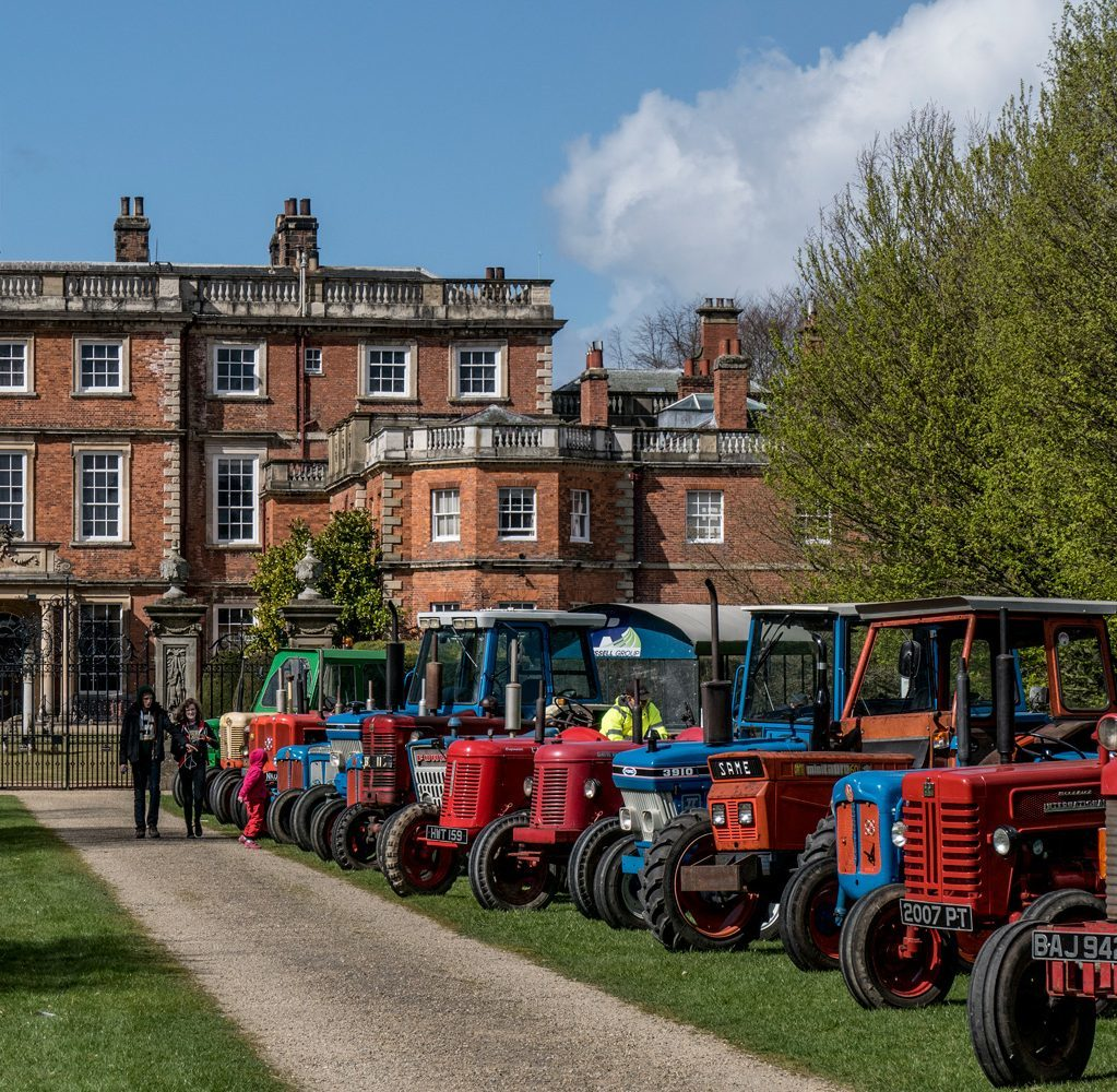NEWBY: Tractor Fest is being held in June