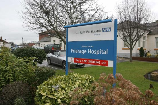 The Friarage Hospital, Northallerton