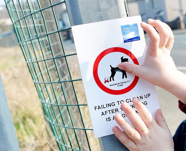 Council bosses have taken a hard line against irresponsible dog owners in County Durham