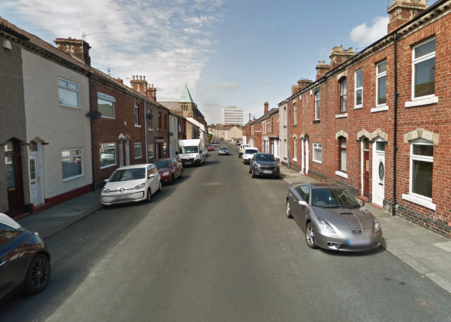 STABBING: Grey Street, Bishop Auckland