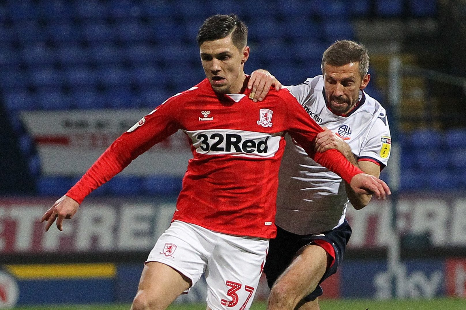 Mo Besic could now have crucial part to play after impressive return for Boro