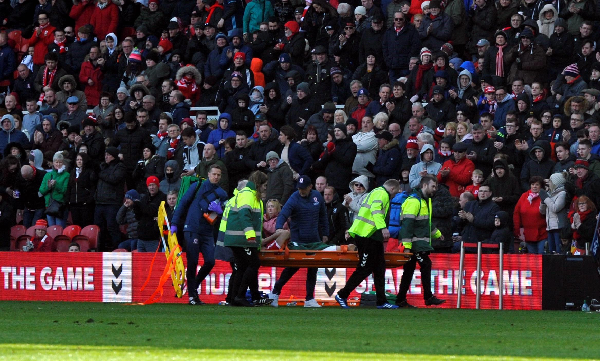 Reaction: Boro boss reveals worrying Ayala blow after Hull win
