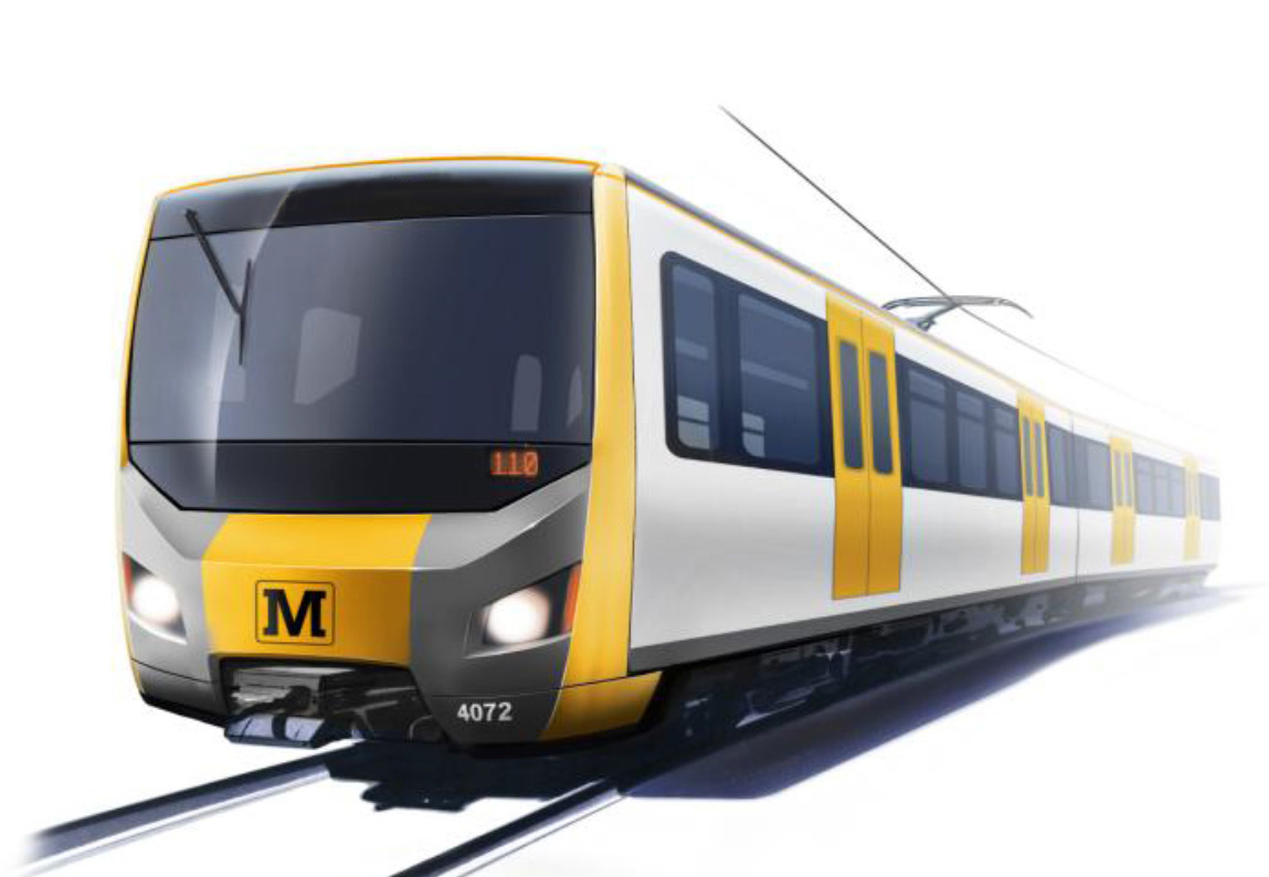 A mock up of a potential Metro design - the final look will depend on the manufacturer.