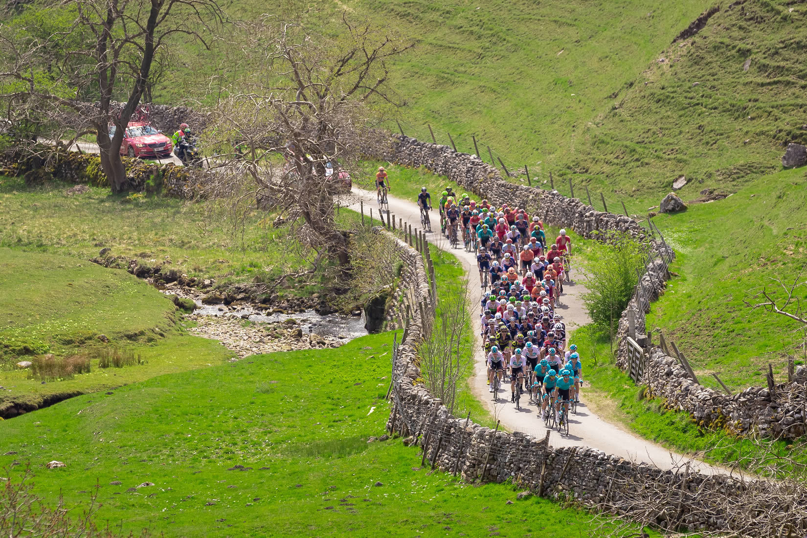 Last year's Tour de Yorkshire