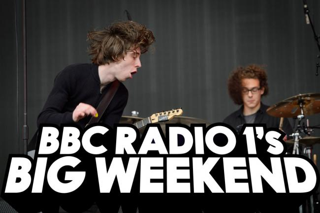 Catfish and the Bottlemen performing at the Radio 1 Big Weekend, held in Earlham Park, Norwich. Picture: PA