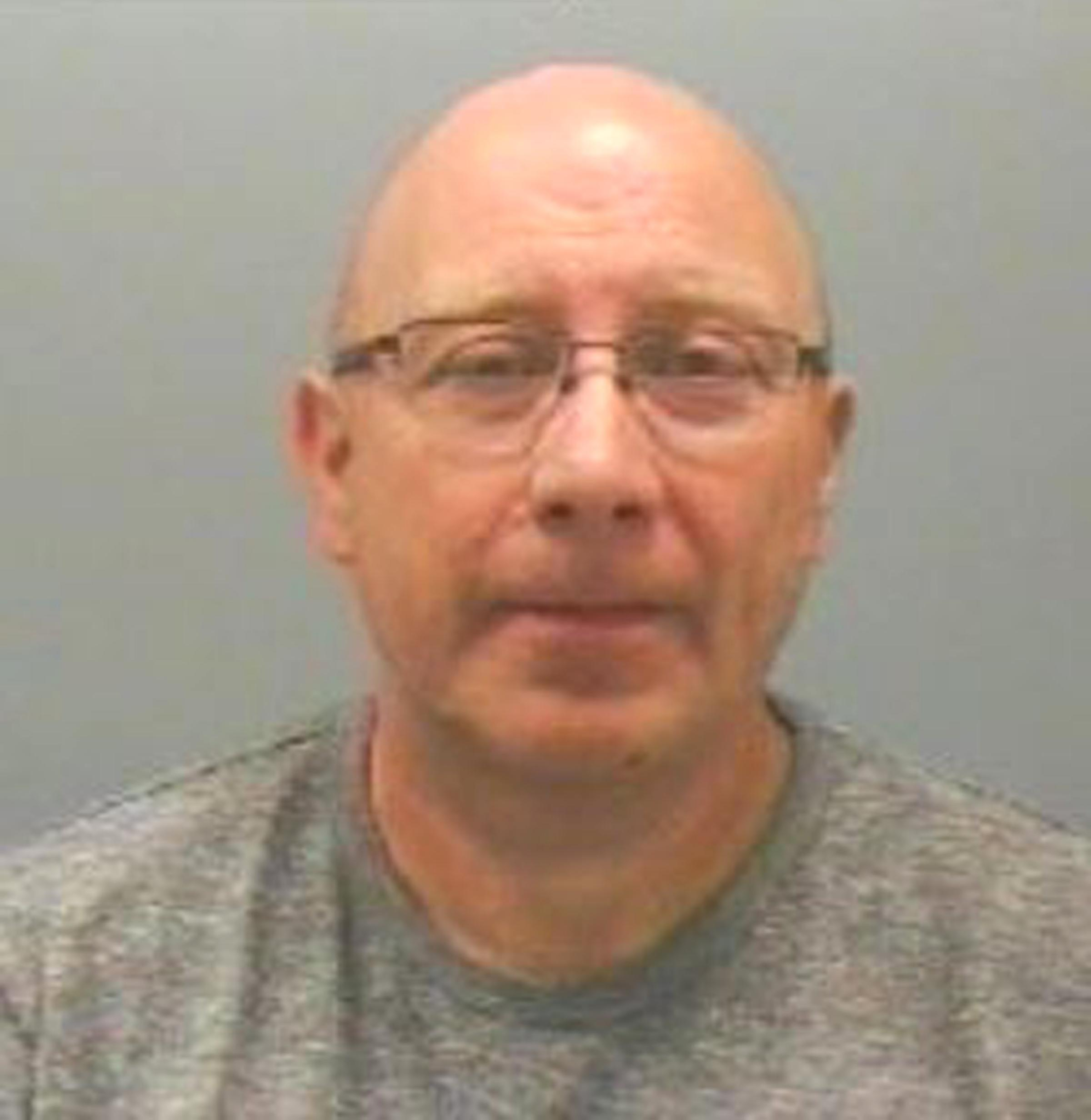 RAPIST JAILED: Paul Dial jailed for two counts of rape