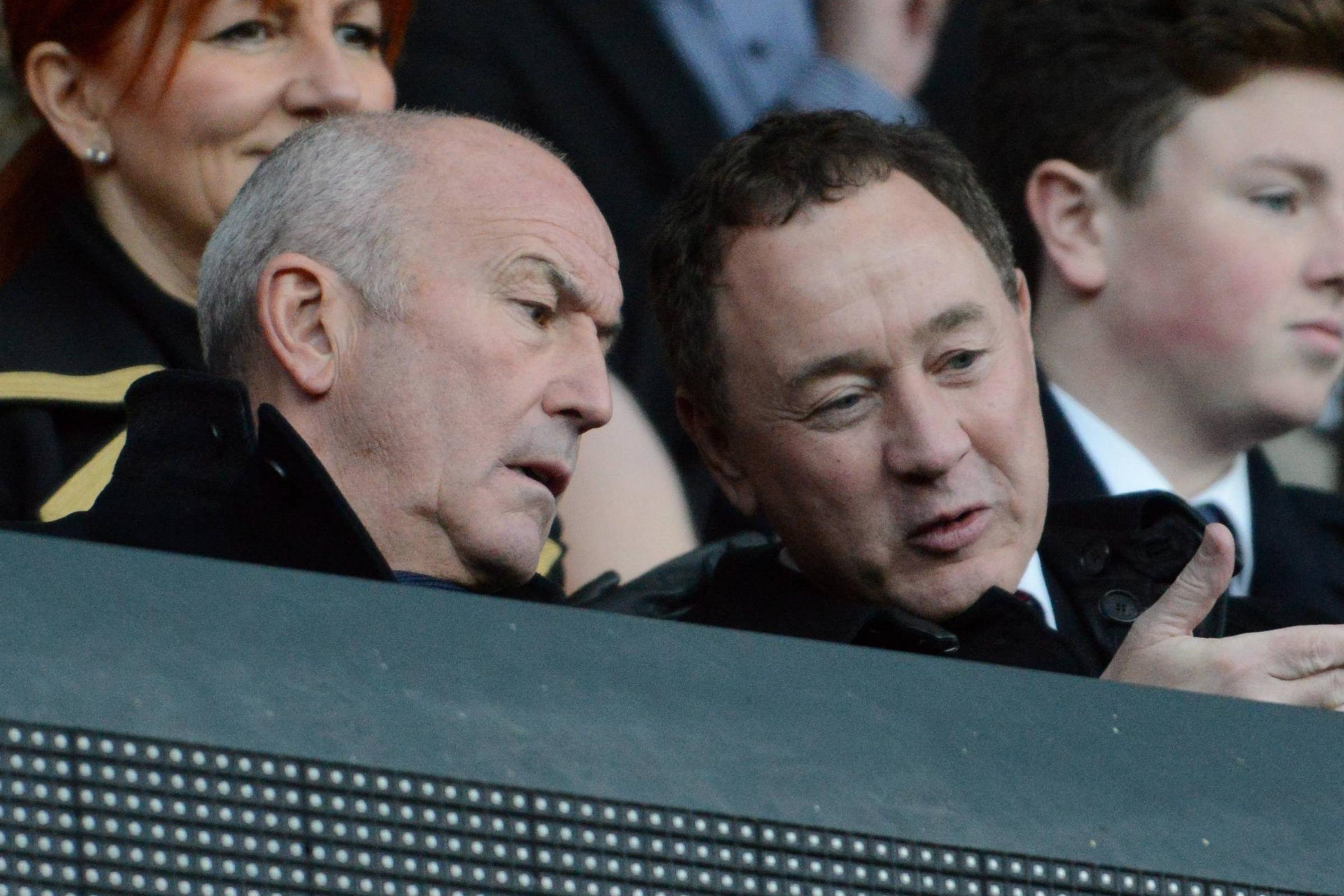 Tony Pulis: 'Steve Gibson is right - there's no point having financial rules if they're not being enforced'