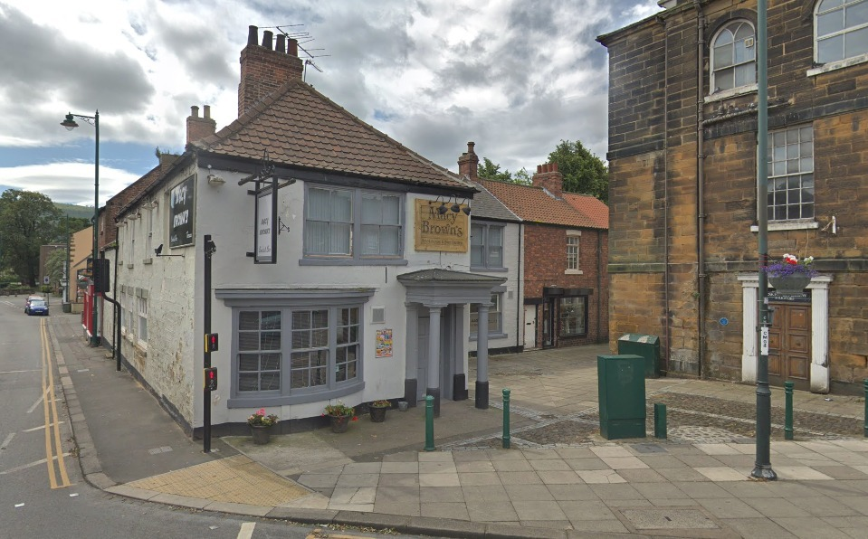Macy Brown's at Market Place, Guisborough Picture: GOOGLE