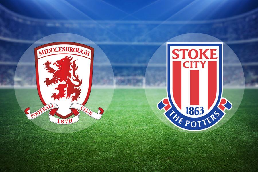 LIVE: Middlesbrough v Stoke City