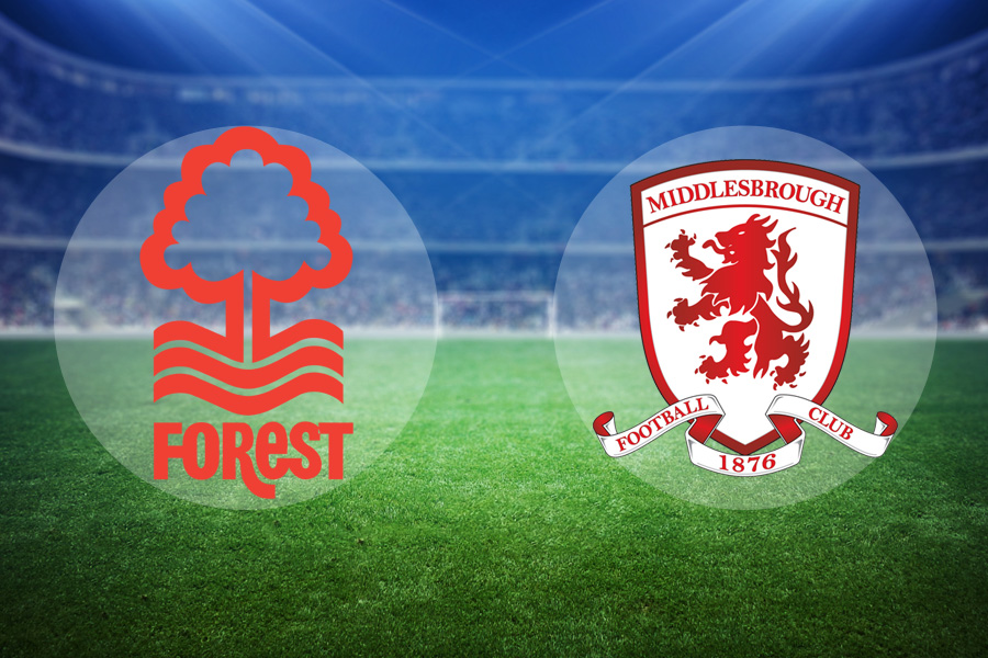 Nottingham Forest v Middlesbrough