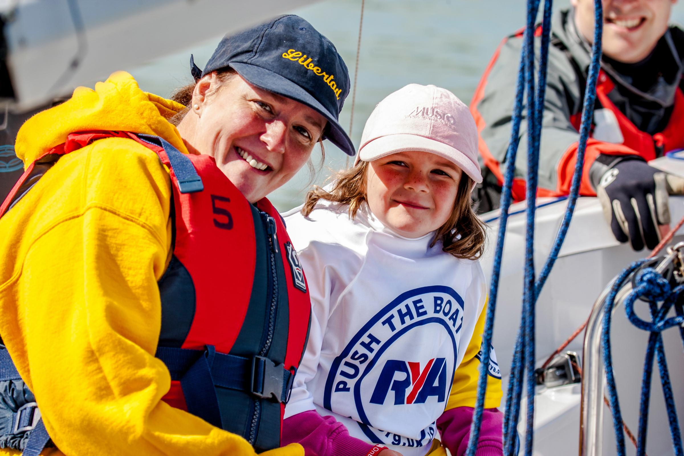 'It's a chance to get away from screen time' - Campaign launches sailing open days