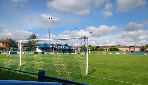NAME: Hall Lane, home of Willington AFC, could be renamed