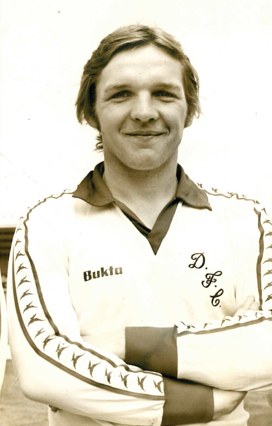 Tributes paid to former Darlington defender