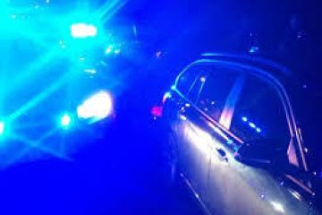 Drugged driver's slow speed drew police attention at night